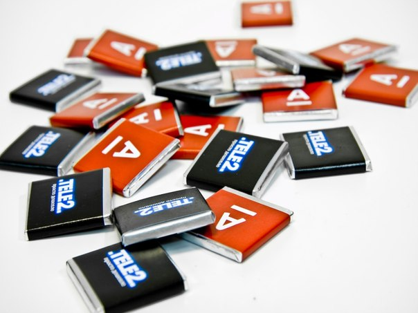 сувениры с логотипом: